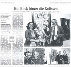 MAZ-Dienstag-10.Mai-2011-Grözser-Ein-Blick-hinter-die-Kulissen-Cover